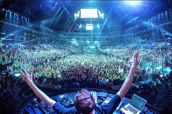 La música electrónica pierde más de 150$ millones en royalties