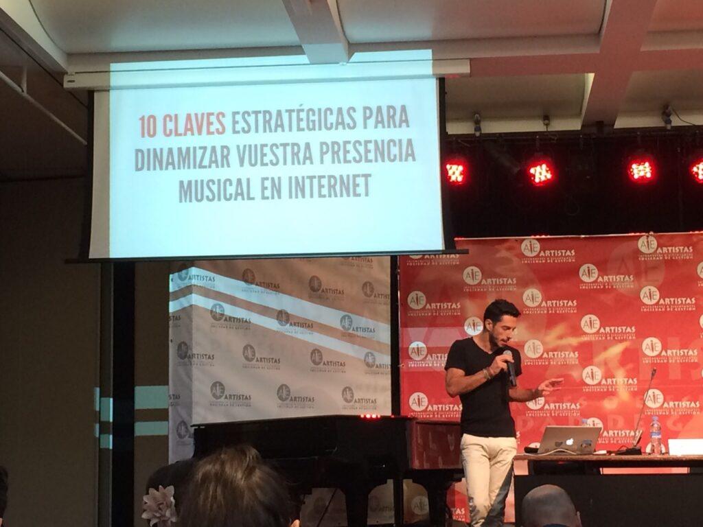 Agencia Music+ altafonte