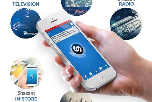 Shazam llega a 500 millones de usuarios y 15 mil millones de Shazams