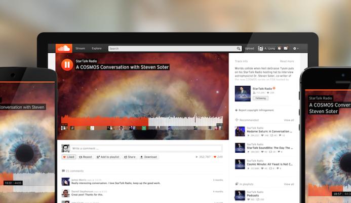 CONFIRMADO! SoundCloud lanza su versión versión premium a 9,99$