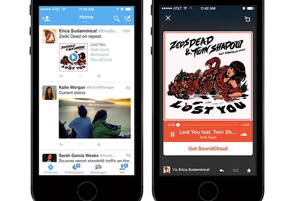 Twitter Audio Card: escucha y comparte música directamente en Twitter