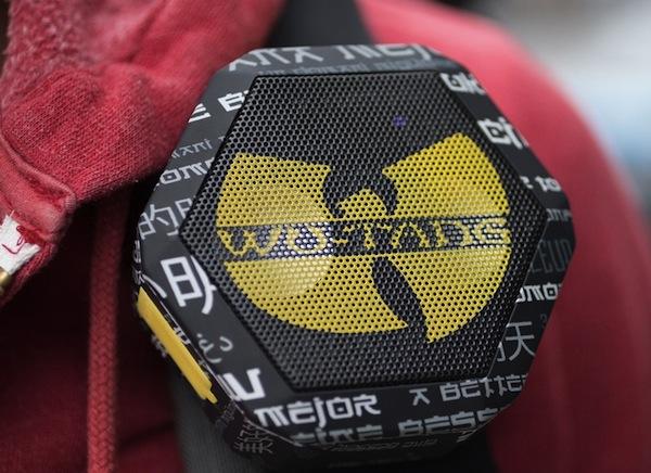 Wu-Tang Clan lanza parte de su nuevo álbum a través de un altavoz portatil