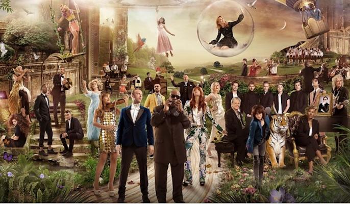 La BBC apuesta (una vez más) por la música y lanza su canal de televisión BBC Music