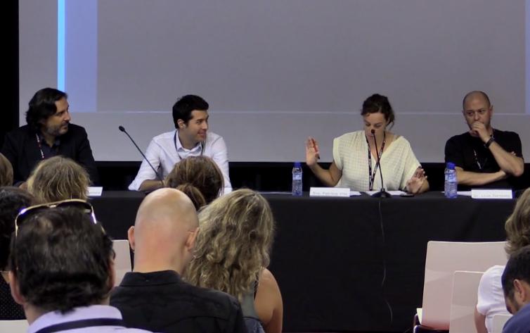 """Debate en el MMVV'14 sobre """"La tecnología al servicio de los autores"""""""