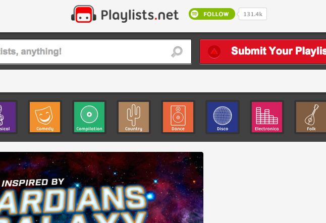 Warner compra la startup de listas de música Playlists.net