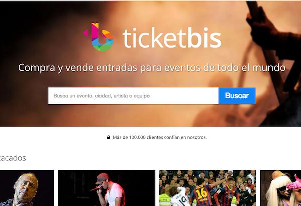 Ticketbis cambia su nombre a StubHub