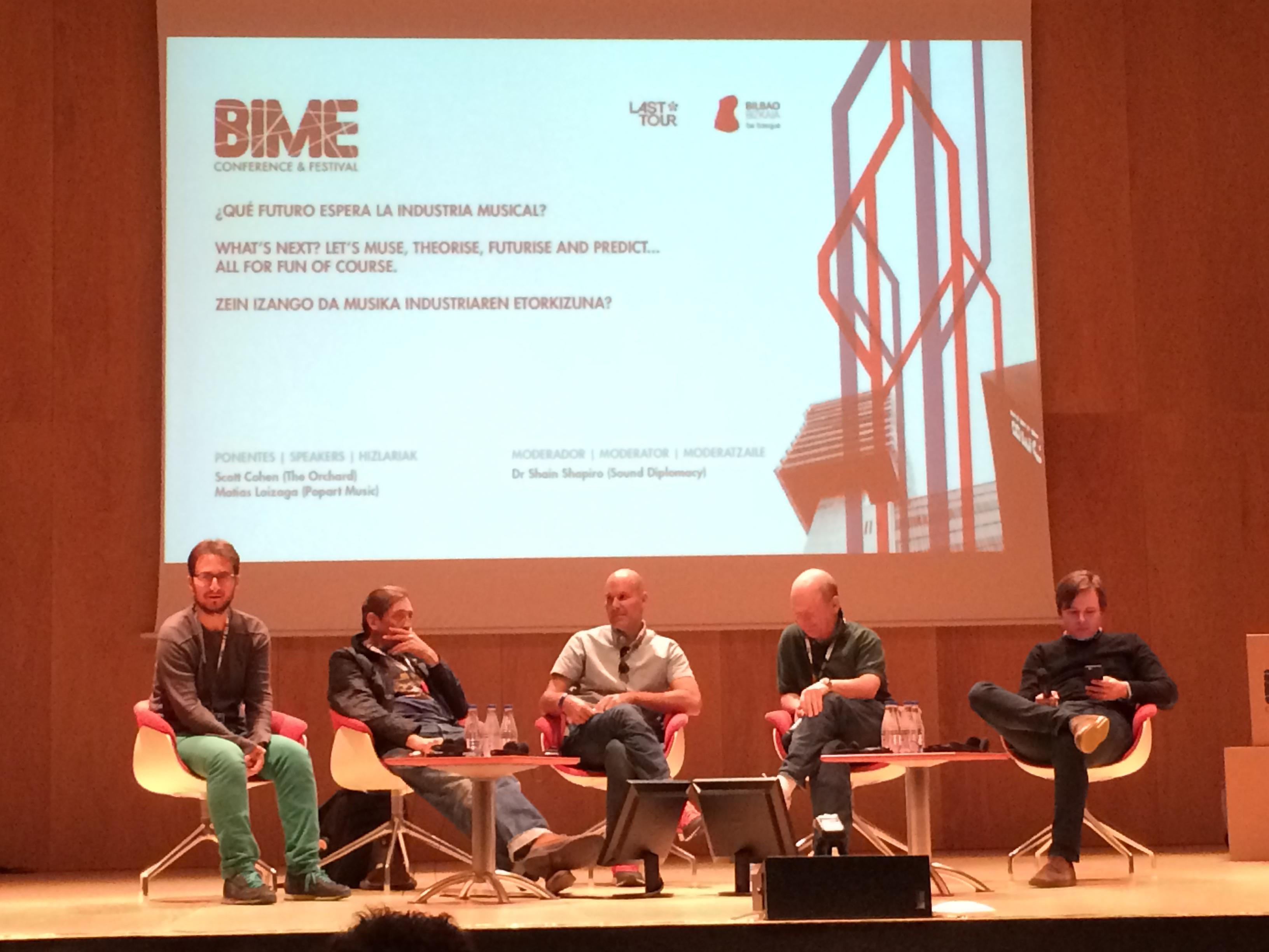 BIME días 2 y 3: Revolución digital y marcas en Latinoamérica, Benji Rogers, el futuro de la música y mucho más