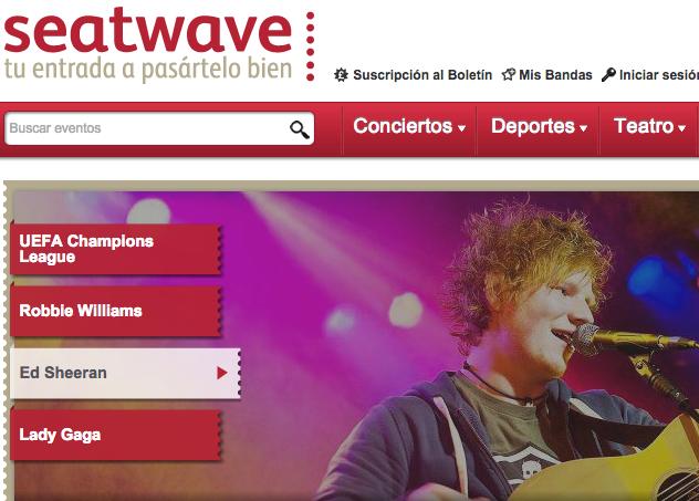 Ticketmaster adquiere la plataforma de tickets Seatwave