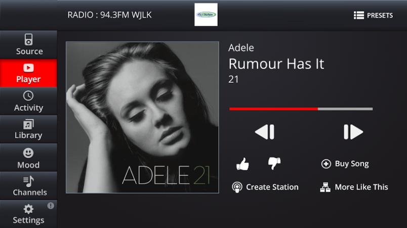 Gracenote app Entourage analiza tu uso de música en el coche para crear playlists
