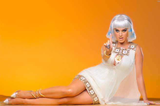 Katy Perry Top 10 Videos YouTube 2014