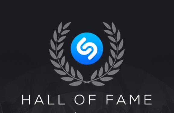 Shazam presenta su Salón de la Fama con las canciones con más shazams de la historia