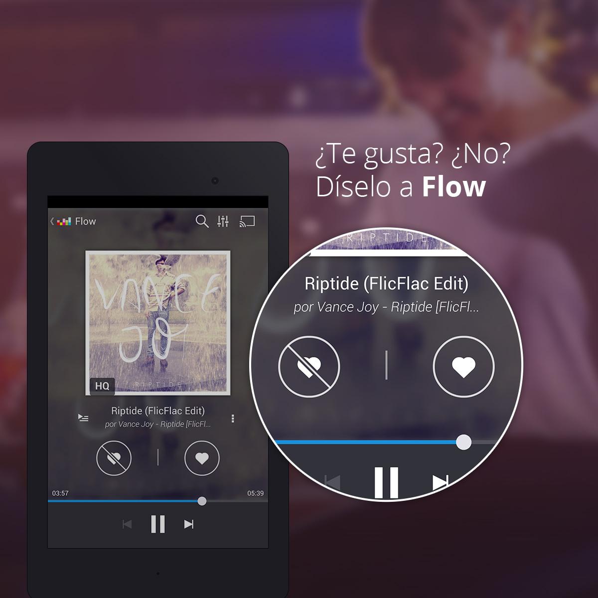 deezer app_flow