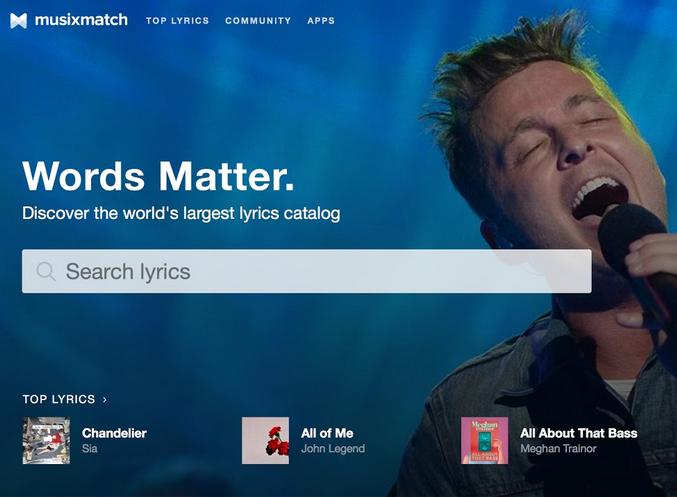 Spotify finaliza su alianza con Musixmatch