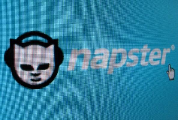 Napster se expande hacia Japón