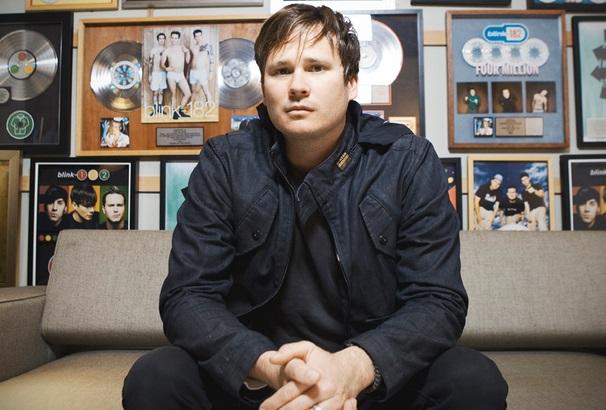 Tom DeLonge (Blink 182) impulsa tecnología al servicio de los artistas
