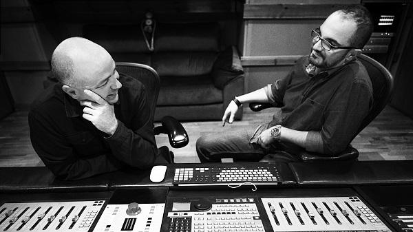 Manuel Colmenero y Javibu Carretero - Sonobox Estudio