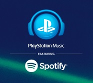 PlayStationMusic Spotify