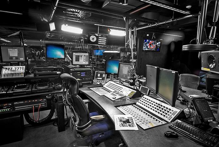 El dominio de las majors en las radios europeas es total