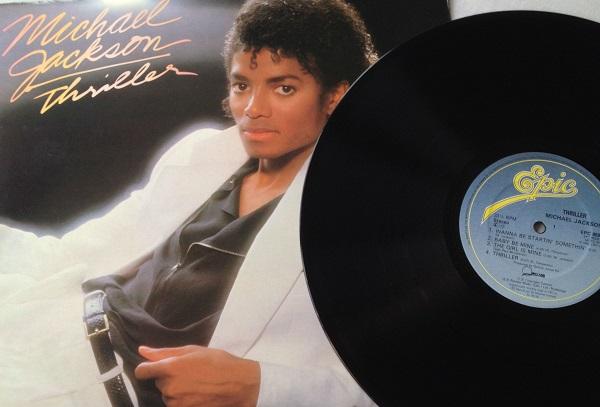 ventas de discos - michael jackson