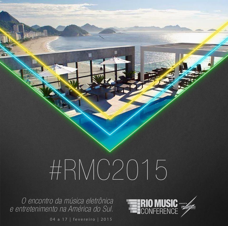 Rio Music Conference 2015: ¿Qué novedades hay en la música electrónica a nivel mundial?