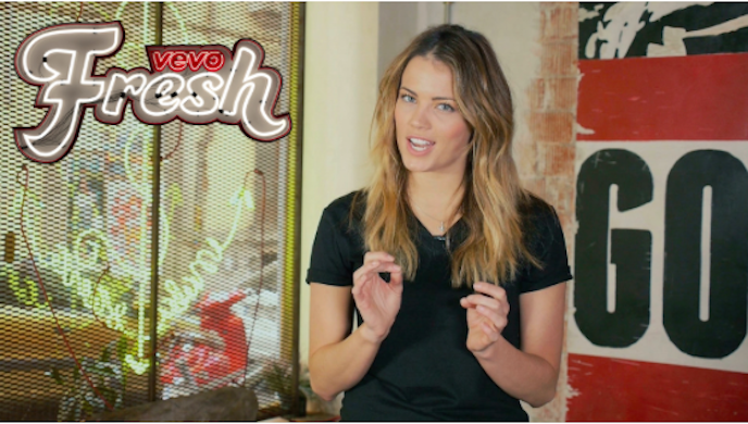 Vevo España rescata el formato de programa de música con «Vevo Fresh»