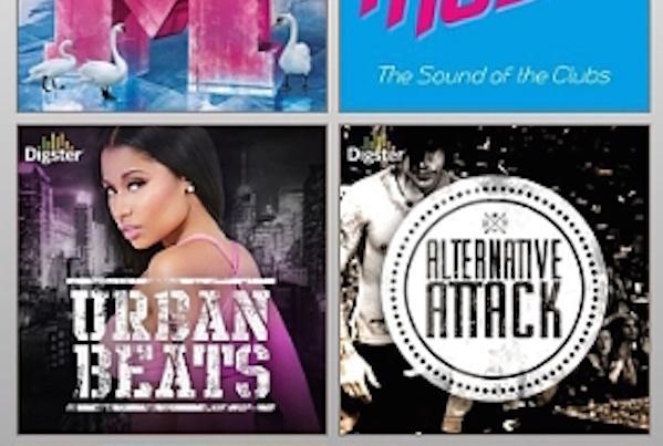 Universal Music lanza su propia aplicación de streaming «Mondia Mix»