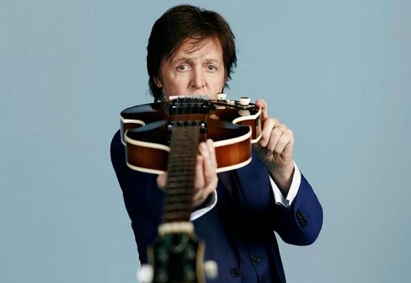 Consejos de Paul McCartney para jóvenes artistas sobre la producción musical actual