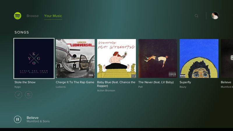 Spotify llega oficialmente a Play Station