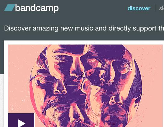 Bandcamp alcanza los 100$ millones en pagos a sus artistas