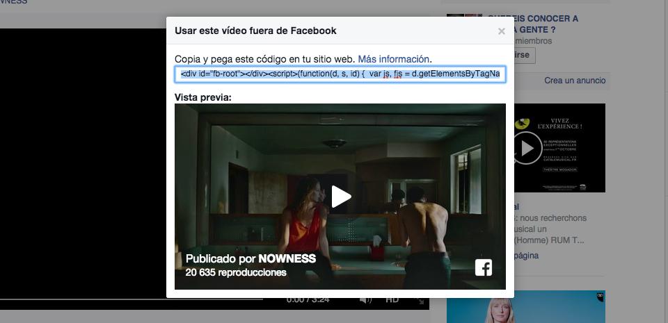 Facebook se pone serio con la propiedad intelectual en los vídeos
