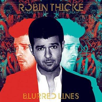 Más de 200 artistas firman carta apoyando a Robin Thicke