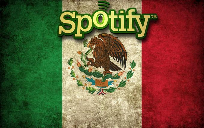 Se triplica (316.86%) el consumo del top 50 en Spotify México