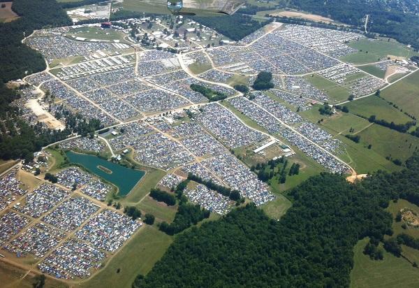 Live Nation suma un festival más a su catálogo: Bonnaroo Music and Arts Festival