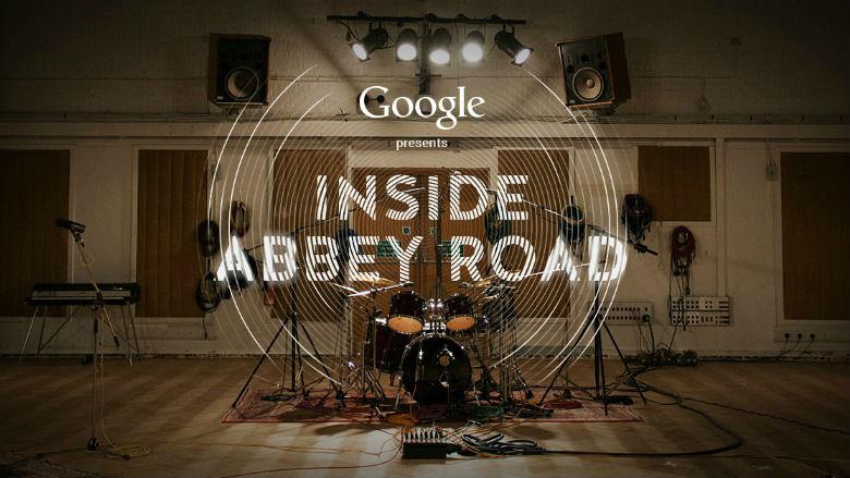 Ya puedes conocer los estudios Abbey Road de la mano de Google