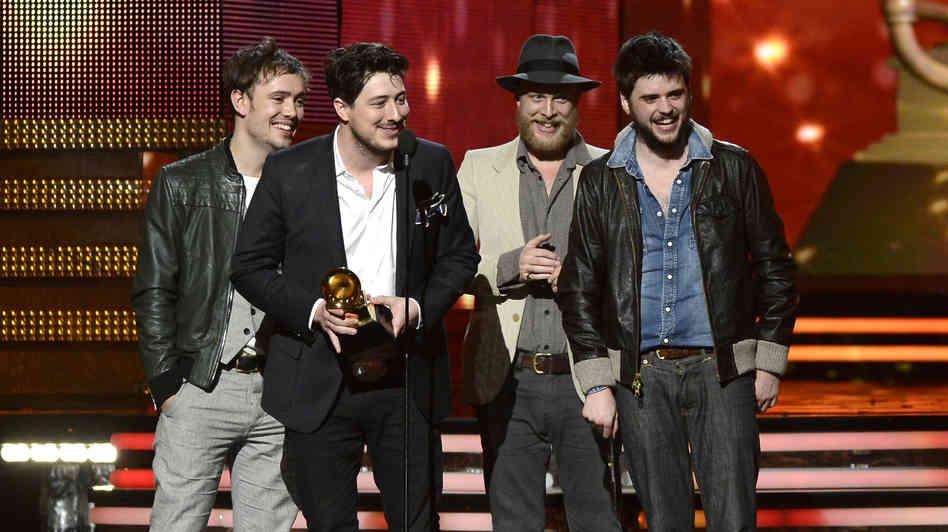 Mumford & Sons Grammy