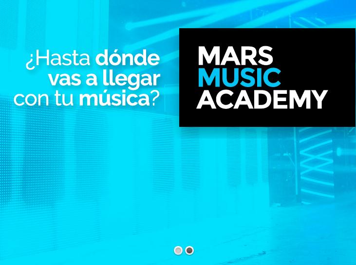 Nace Mars Music Academy, la escuela de autogestión musical para artistas independientes