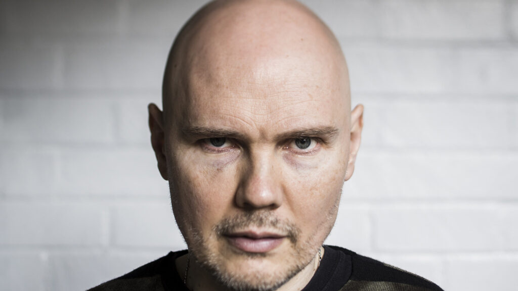 Billy Corgan el negocio de la música