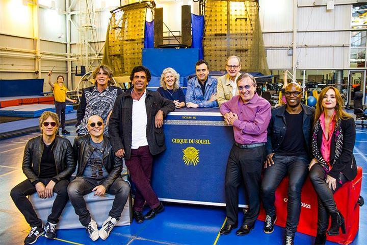 Sony Music, PopArt Music y el Cirque du Soleil se unen para realizar: Soda Stereo