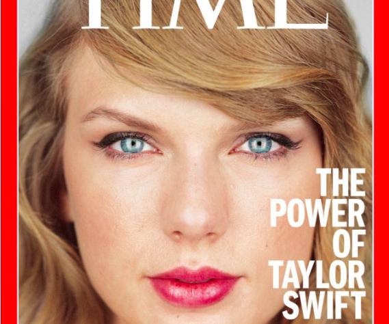 ¿Es Taylor Swift la persona más influyente de la industria de la música?