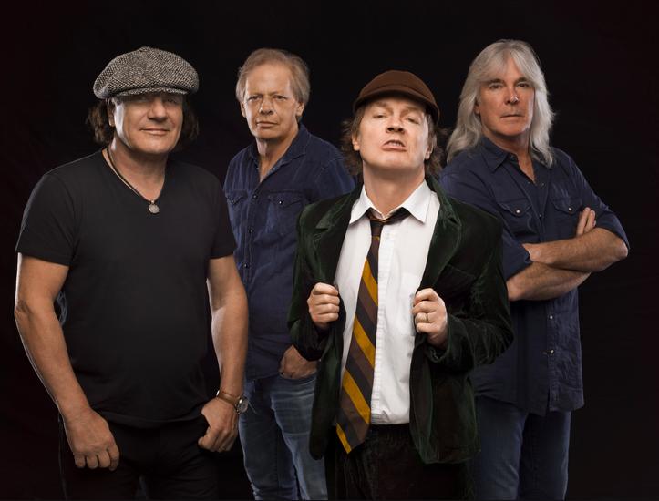 AC/DC llega a los servicios de streaming
