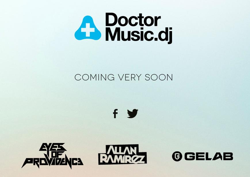 Nace DoctorMusic.dj, el nuevo proyecto de Doctor Music y Universal Music España
