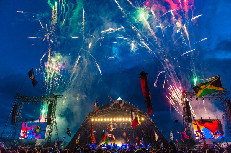 En la última década en Reino Unido se han desarrollado solo 5 cabezas de cartel de grandes festivales