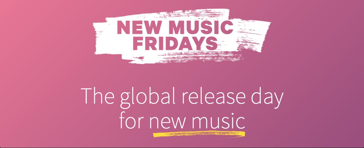 5 cosas que esperar de «New Music Fridays»