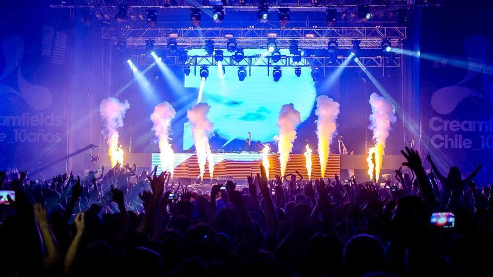 Chile es el país suramericano que ha importado más franquicias de festivales de música electrónica