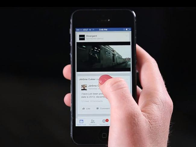 85% de los vídeos en Facebook se ven sin volumen
