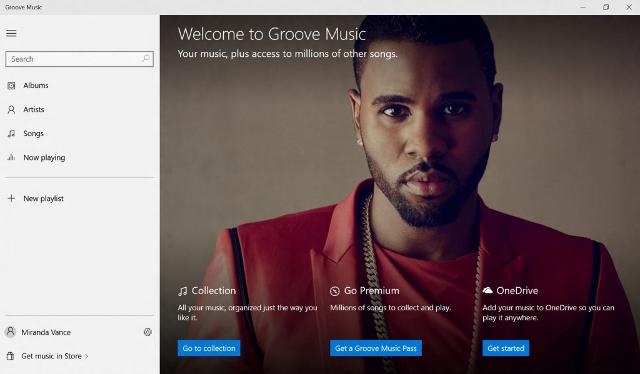 Microsoft adquiere la aplicación Groove y refuerza su servicio de música
