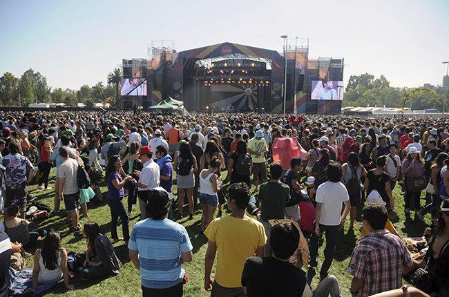 Lollapalooza se expande hacia Colombia