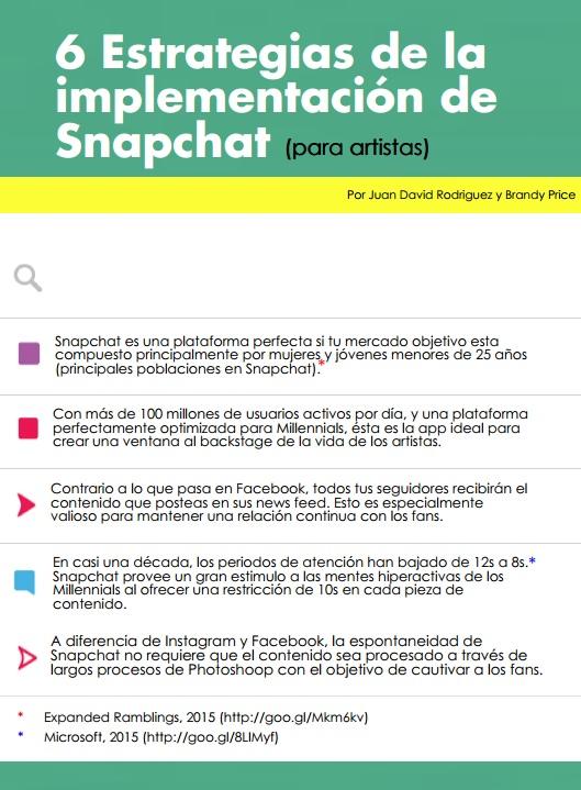 Snapchat I