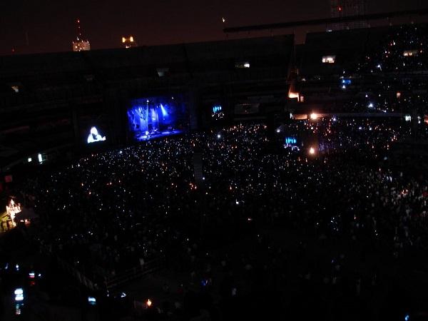 monumental argentina concierto