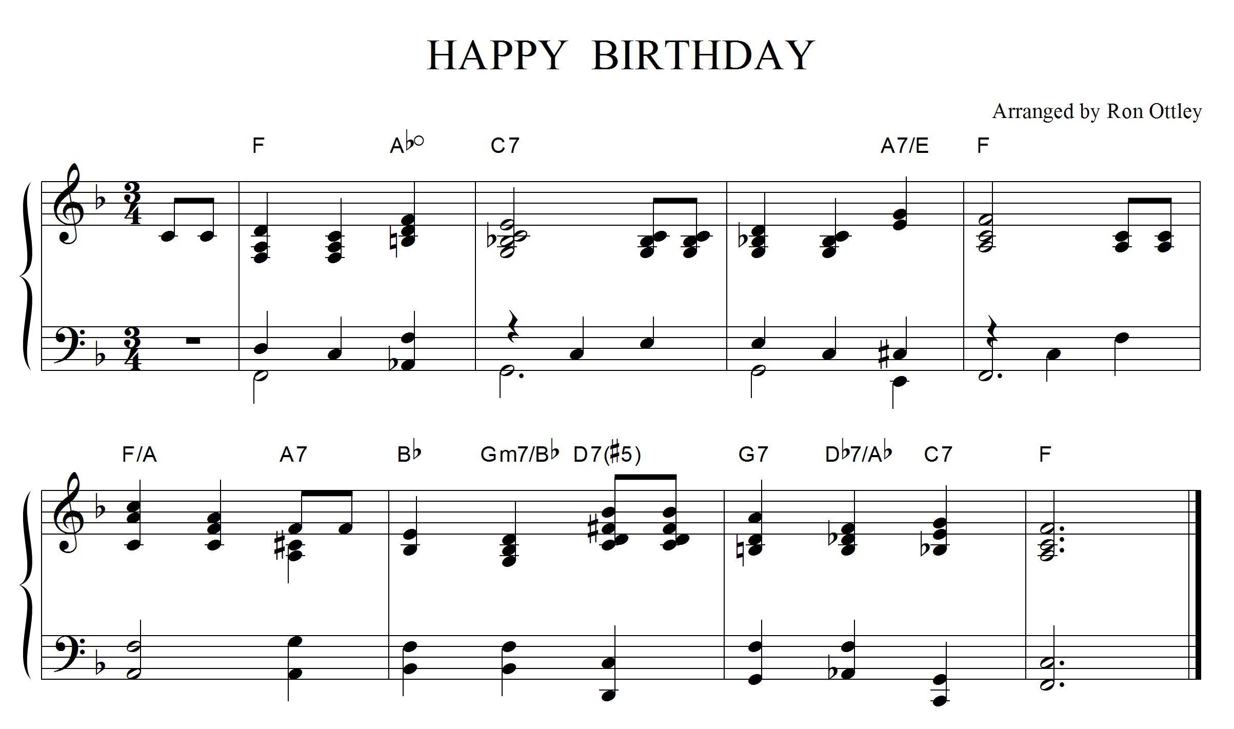 «Happy Birthday» queda libre de derechos de autor